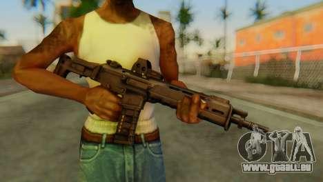 Magpul Masada v1 pour GTA San Andreas troisième écran