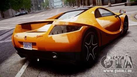 GTA Spano 2013 pour GTA 4 est une gauche