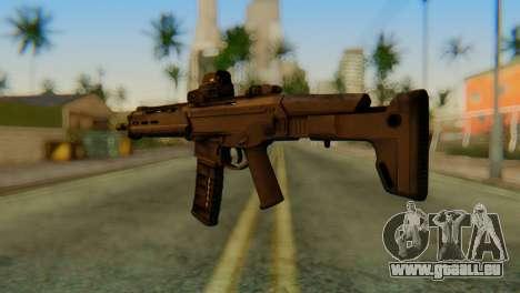 Magpul Masada v2 für GTA San Andreas zweiten Screenshot
