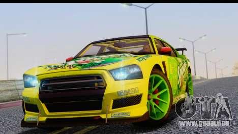 GTA 5 Bravado Buffalo S Sprunk für GTA San Andreas