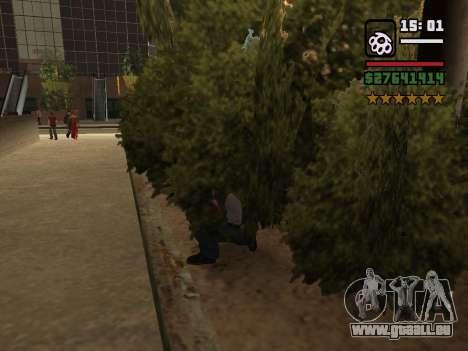 Real Cops pour GTA San Andreas troisième écran