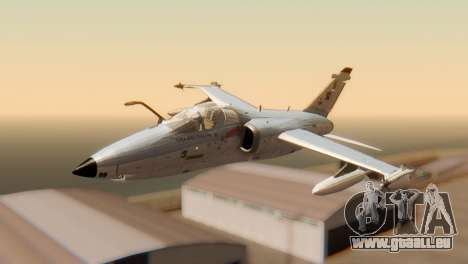 Embraer A-1 AMX FAB pour GTA San Andreas