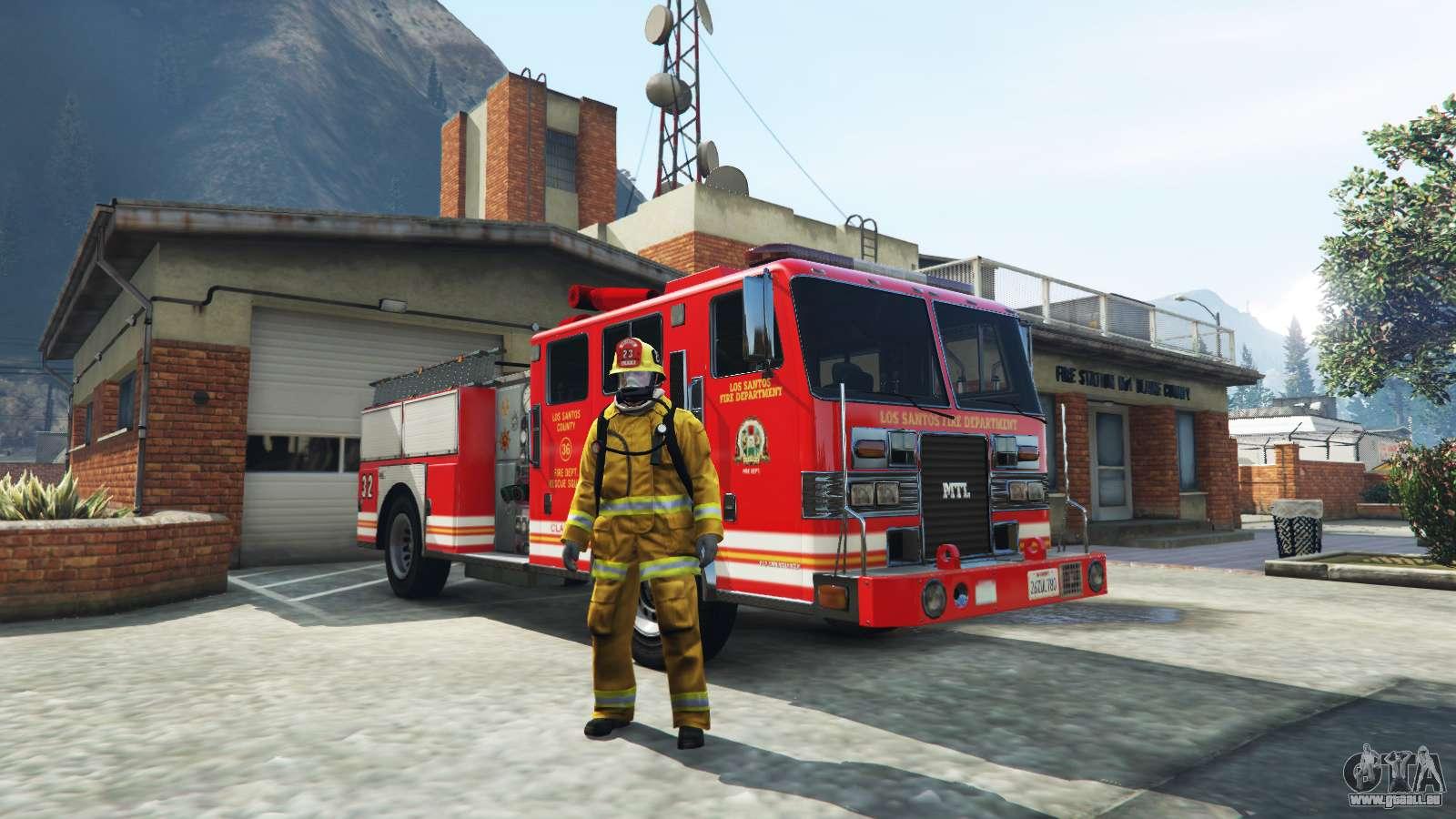 Gta 5 Feuerwehr