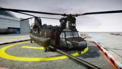 Boeing CH-47G Chinook [EPM] pour GTA 4