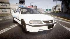 Chevrolet Impala Metropolitan Police [ELS] Traf