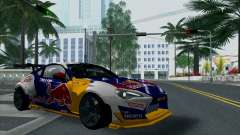 Toyota GT86 Red Bull pour GTA San Andreas