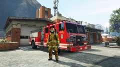 De travail dans les services d'incendie v1.0-RC1
