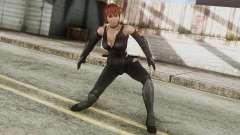 Dead Or Alive 5 Kasumi Ninja Black Costume pour GTA San Andreas