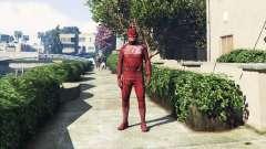 Le Costume De Flash