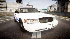 Ford Crown Victoria CNPS [ELS] für GTA 4