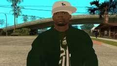 Groove St. Nigga Skin First pour GTA San Andreas
