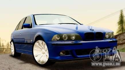 BMW 540i E39 pour GTA San Andreas
