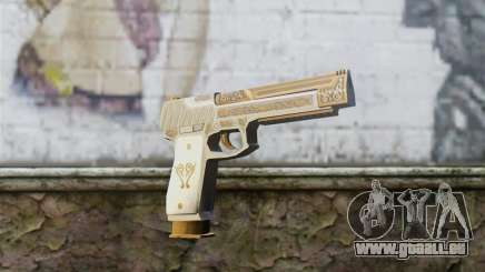 Desert Eagle Skin from GTA 5 pour GTA San Andreas