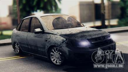 Lada 2190 Granta pour GTA San Andreas