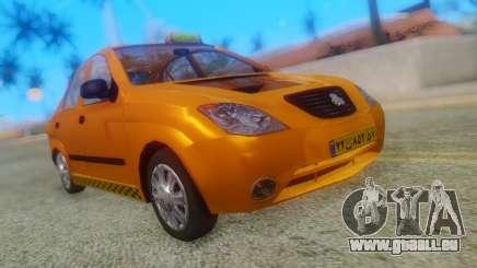 Tiba Taxi v1 für GTA San Andreas
