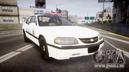 Chevrolet Impala Metropolitan Police [ELS] Traf pour GTA 4