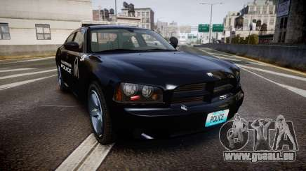 Dodge Charger Metropolitan Police [ELS] für GTA 4