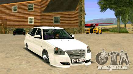 VAZ 2172 Tuning pour GTA San Andreas