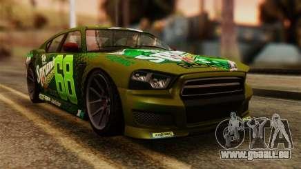 GTA 5 Bravado Buffalo Sprunk IVF pour GTA San Andreas