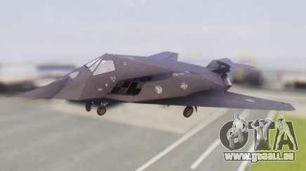 Lockheed F-117 Nighthawk ACAH für GTA San Andreas