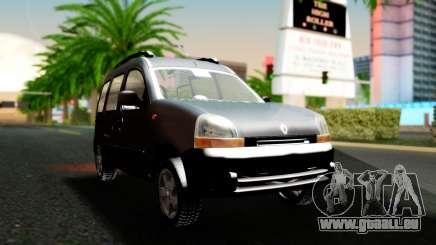Renault Kangoo Sportway pour GTA San Andreas