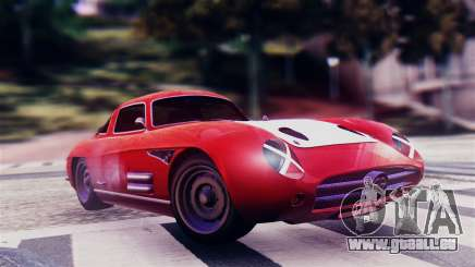 GTA 5 Benefactor Stirling GT für GTA San Andreas
