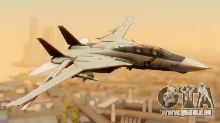 F-14A Tomcat VF-202 Superheats pour GTA San Andreas
