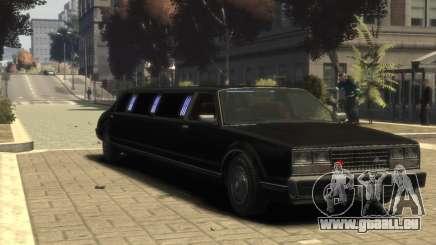 Albany Esperanto Limousine pour GTA 4