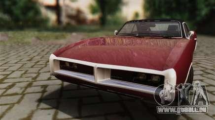 GTA 5 Imponte Dukes IVF pour GTA San Andreas