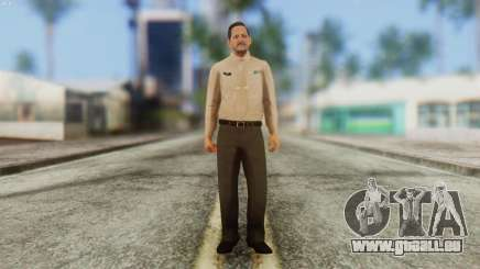 GTA 5 Skin 4 pour GTA San Andreas