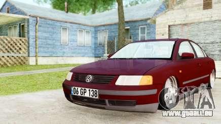 Volkswagen Passat B5 1.8 ADR für GTA San Andreas
