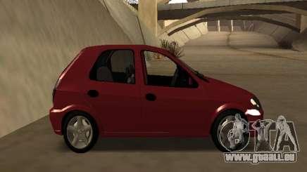Suzuki Fun 2009 pour GTA San Andreas