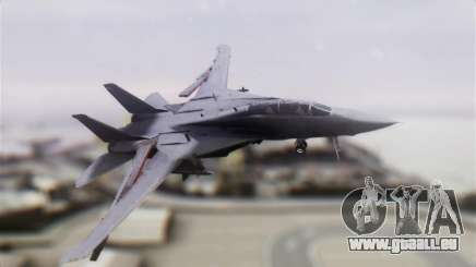F-14A Tomcat VF-51 Screaming Eagles pour GTA San Andreas