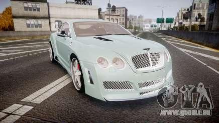 Bentley Continental GT Platinum Motorsports für GTA 4