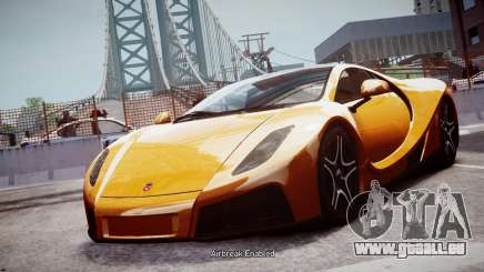 GTA Spano 2013 für GTA 4
