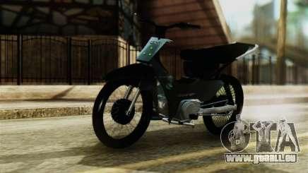 Honda Wave Stunt für GTA San Andreas