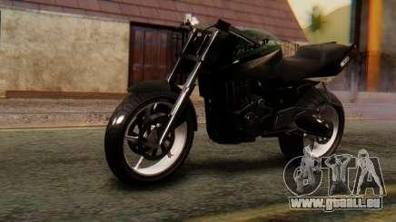 Bajaj Rouser 135 Stunt für GTA San Andreas