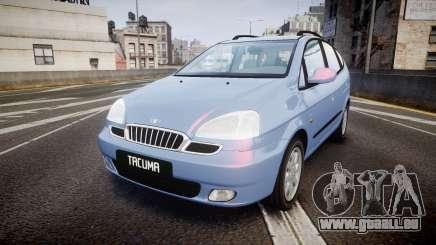 Daewoo Tacuma 2001 pour GTA 4