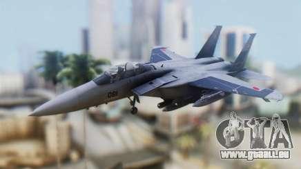 F-22J Japan Air-Self Defense Force für GTA San Andreas