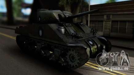 M4 Sherman Gawai Special pour GTA San Andreas