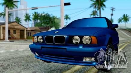 BMW M5 E34 Gradient pour GTA San Andreas