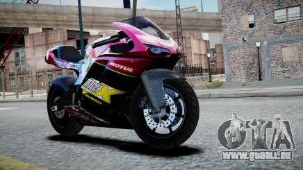 Bike Bati 2 HD Skin 3 pour GTA 4