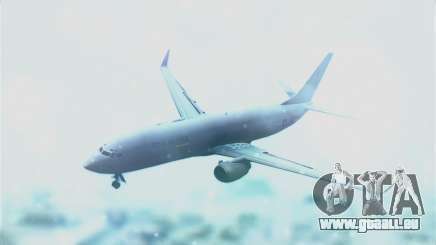 Boeing 737-800 Royal Air Force pour GTA San Andreas