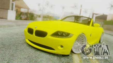 BMW Z4 Bau Ens für GTA San Andreas