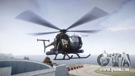 AH-6 Little Bird pour GTA 4