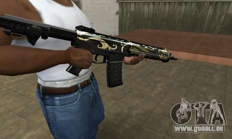 Kaymay M4 pour GTA San Andreas