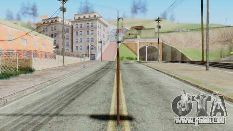 Hook from Silent Hill Downpour für GTA San Andreas