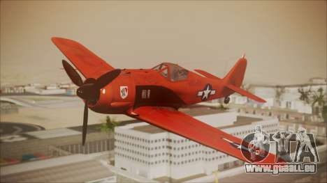 FW-190 A-8 US Air Force für GTA San Andreas