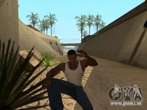 Ped.ifp Animation Gopnik pour GTA San Andreas septième écran