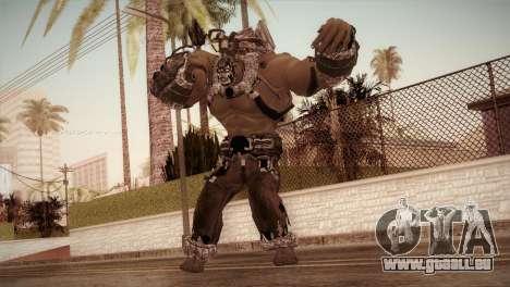 Bane Boss (Batman Arkham City) für GTA San Andreas